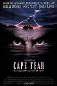 Cape Fear Poster 70x100cm RO original
