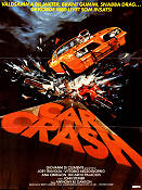 Car Crash 1982 poster Joey Travolta Anthony M Dawson