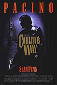 Carlito's Way Poster 68x102cm USA RO original