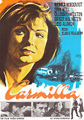 Carmilla 1968 poster Monica Nordquist Claes Fellbom