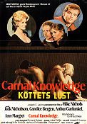 Carnal Knowledge Poster 70x100cm GD-FN original