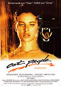 Cat People Poster 70x100cm GD-FN folded original