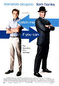 Catch Me if you Can 2002 poster Leonardo di Caprio Steven Spielberg