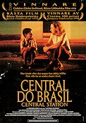 Central do Brasil Poster 70x100cm FN original