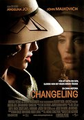 Changeling 2008 poster Angelina Jolie Clint Eastwood