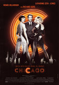 Chicago 2002 poster Renée Zellweger Rob Marshall