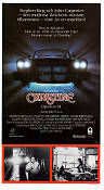 Christine djävulens bil 1983 poster Keith Gordon John Carpenter