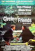 Circle of Friends 1995 poster Chris O´Donnell
