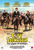 City Slickers 1991 poster Billy Crystal Ron Underwood