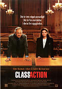 Class Action 1991 poster Gene Hackman Michael Apted