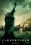 Cloverfield 2008 poster Mike Vogel Matt Reeves