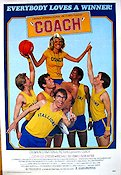 Coach 1978 poster Cathy Lee Crosby Bud Townsend