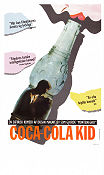 The Coca-Cola Kid Poster 30x70cm NM original