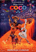 Coco 2017 poster Lee Unkrich