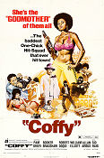Coffy 1973 poster Pam Grier Jack Hill