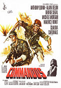 Commandos 1966 poster Anthony Quinn