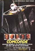 Concorde 1979 poster James Franciscus Roger Deodato