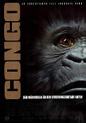 Congo 1995 poster Laura Linney