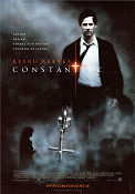 Constantine 2005 poster Keanu Reeves Francis Lawrence
