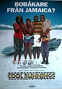Cool Runnings Poster 70x100cm FN folded original
