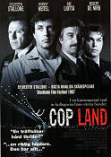 Copland 1997 poster Sylvester Stallone