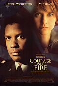 Courage Under Fire Poster 68x102cm USA RO original