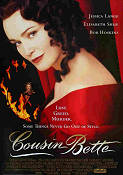 Cousin Bette 1998 poster Jessica Lange
