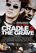 Cradle 2 The Grave Poster 70x100cm RO original