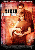 Crazy Beautiful 2001 poster Kirsten Dunst John Stockwell
