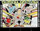 Crazy Family Poster 102x76cm England GD original