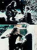 The Crow 1994 lobbykort Brandon Lee