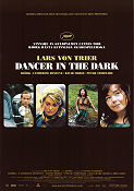 Dancer in the Dark 1999 poster Björk Lars von Trier