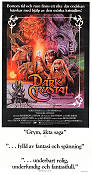 The Dark Crystal 1982 poster Kathryn Mullen Jim Henson