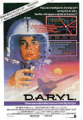 DARYL 1985 poster Mary Beth Hurt