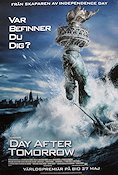 The Day After Tomorrow 2003 poster Dennis Quaid