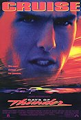 Days of Thunder Poster 68x102cm USA RO original