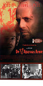 De 12 apornas armé 1996 poster Bruce Willis Terry Gilliam