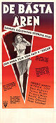 De bästa åren 1946 poster Fredric March William Wyler