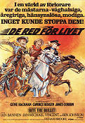 De red för livet 1975 poster Gene Hackman Richard Brooks
