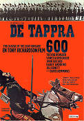 De tappra 600 1968 poster Trevor Howard Tony Richardson