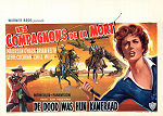 The Deadly Companions 1961 poster Maureen O´Hara Sam Peckinpah