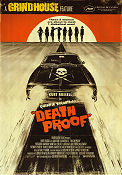 Death Proof Poster 70x100cm RO original