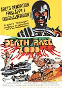 Death Race 2000 Poster 70x100cm FN original