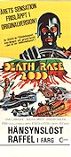 Death Race 2000 1976 poster David Carradine Roger Corman