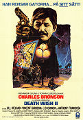 Death Wish 2 1981 poster Charles Bronson Michael Winner