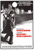 Death Wish 1974 poster Charles Bronson Michael Winner