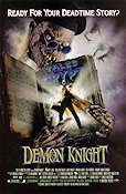 Demon Knight Poster 68x102cm USA RO original