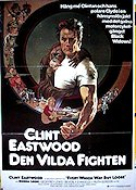 Den vilda fighten 1978 poster Clint Eastwood
