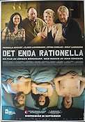 Det enda rationella 2009 poster Pernilla August