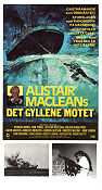 Det gyllene mötet 1977 poster Richard Harris Ashley Lazarus